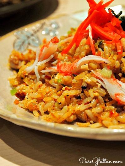 choi kara fried rice