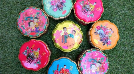 Festive Cookies from YONG SHENG CONFECTIONERY