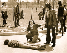 May 4 – In 1970, Ohio National Guardsmen opened fire on anti-war protesters…