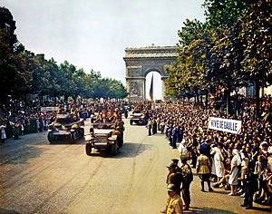 August 25 – In 1944, Paris was liberated by Allied forces after four years of Nazi occupation…
