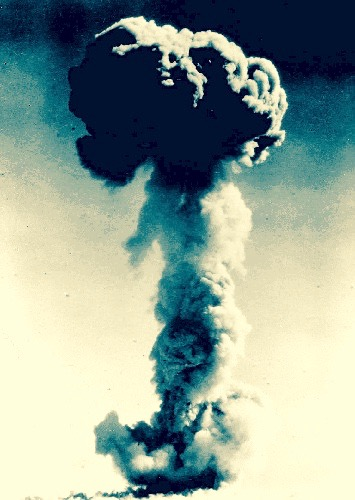 October 16 – In 1964, China detonated its first atomic bomb…