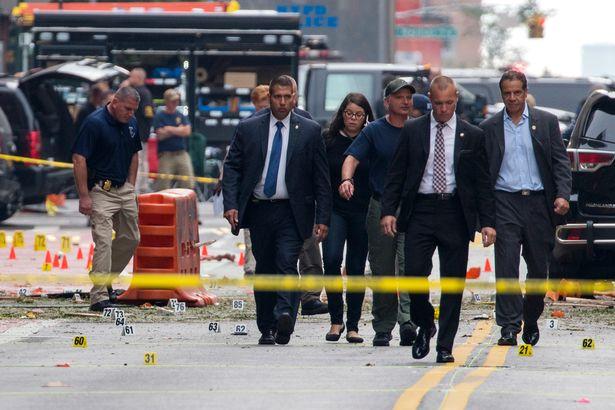 New Jersey and Manhattan Bombs