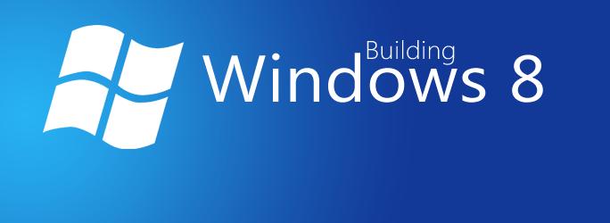 Building Windows 8 Blue