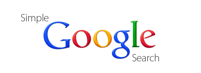 Customize Google search results page