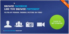 PinView Facebook App