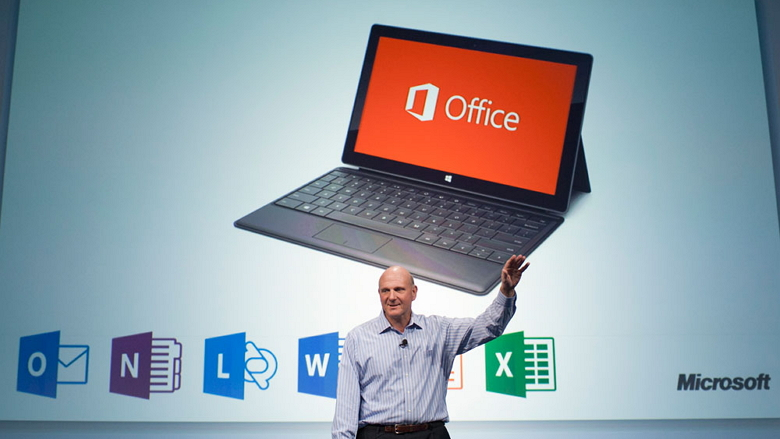 Office 2013 RT
