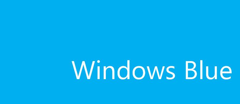 Windows Blue logo