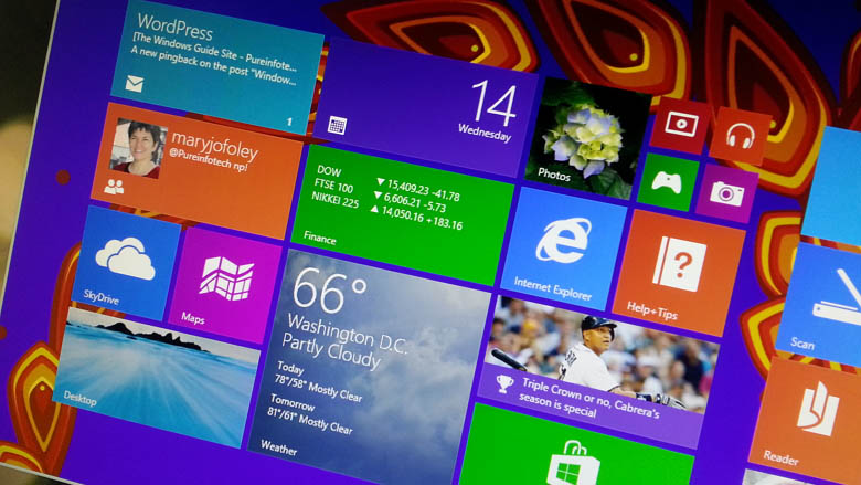 Windows 8.1 will launch October 18th worldwide