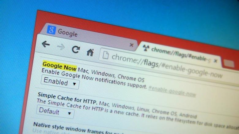 Google Now for Chrome desktop