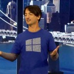Microsoft's Joe Belfiore t-shit unveils why the Windows 10 name