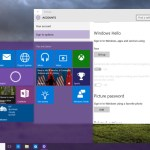 Windows Hello in Windows 10 build 10125