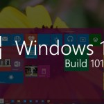 Windows 10 build 10122 video tour