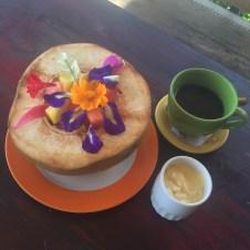 Frühstück in der Bohol Bee Farm