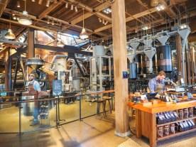 Starbucks, Seattle