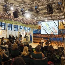ITB 2015 Lesung Publikum