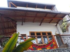 Casa Verde, Santa Marta Privatbalkon
