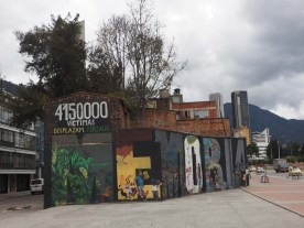 Streetart, Bogota