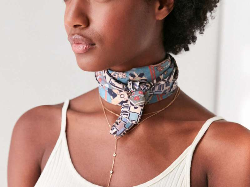 Urban Outfitters Neck Scarf