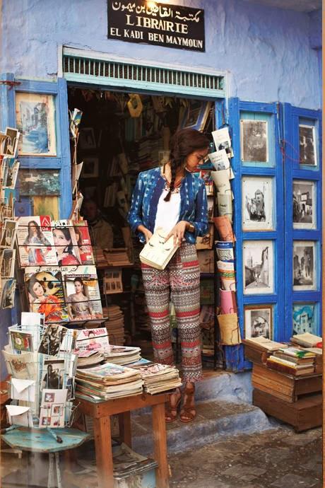 Bohemian Chic meets Marrakech