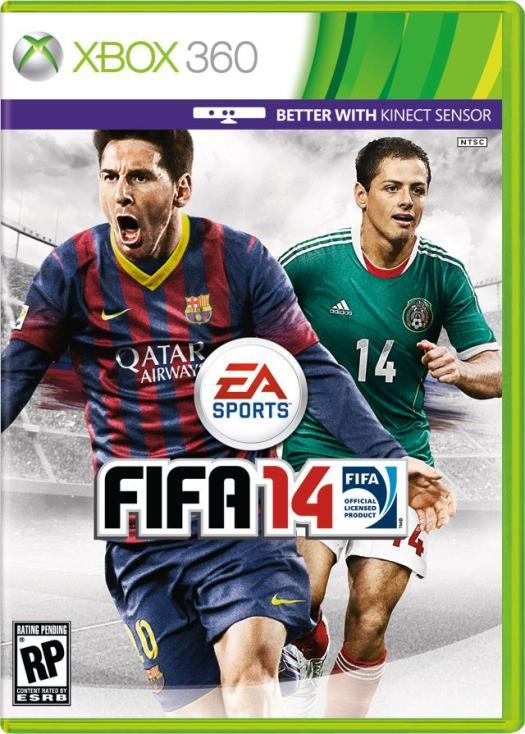 FIFA 14 North America