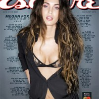Megan Fox Covers February Issue of Esquire