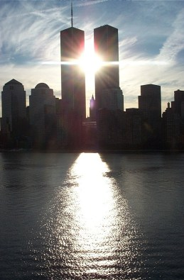 World Trade Center Sunrise