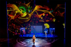 Damon Albarn's Alice in Wonderland-inspired musical