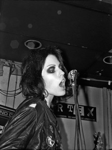 Gaye Advert @ The Vortez