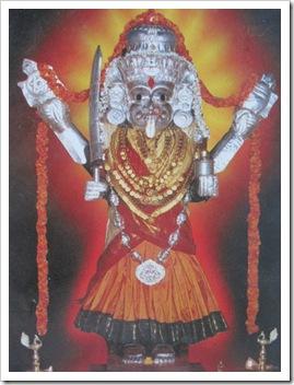 Ambalpadi Mahakali
