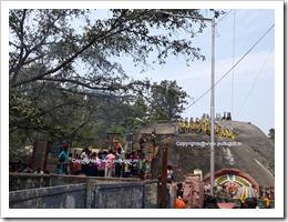 Lord Muneswara temple Hosur Main Road