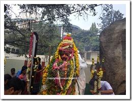 Lord Muneswara Temple