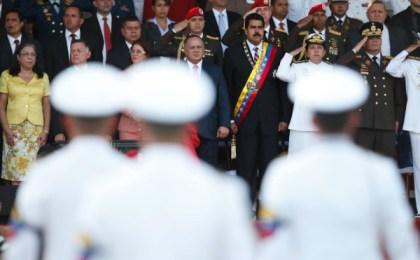 103 cadenas en vivo realizó Nicolás Maduro en 2014