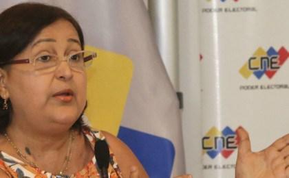 CNE guarda silencio sobre elecciones de gobernadores