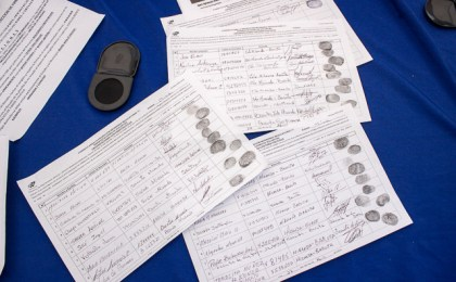 En cuatro días 2.426 personas han retirado sus firmas