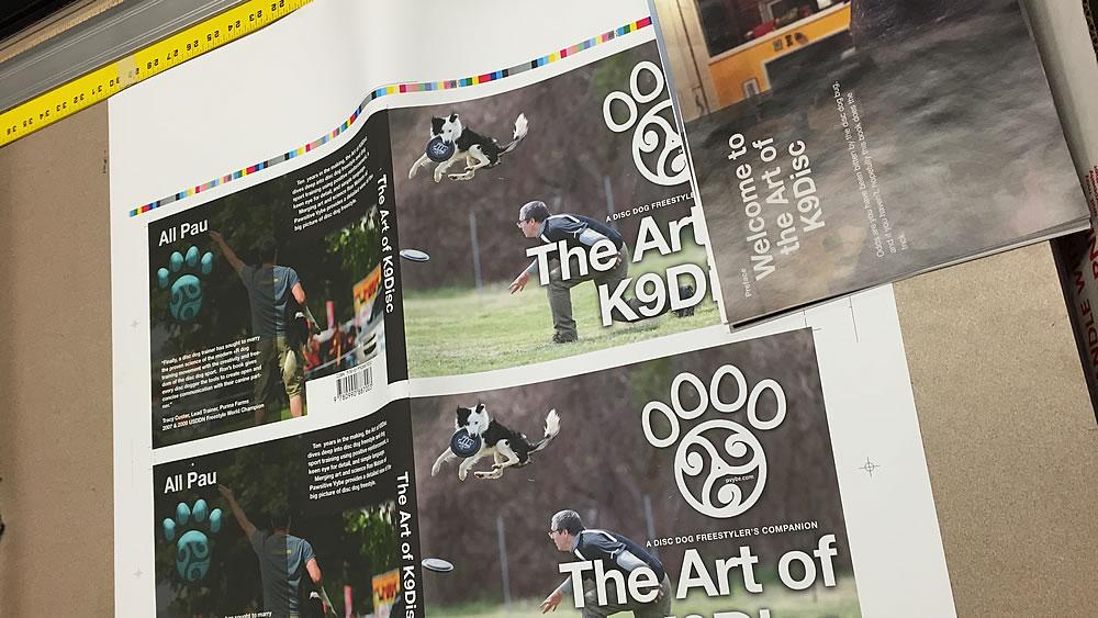 Art of K9Disc - Final Proof