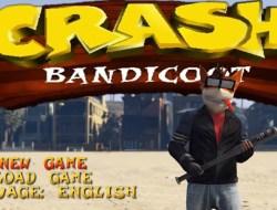 Crash Bandicoot GTA V Image