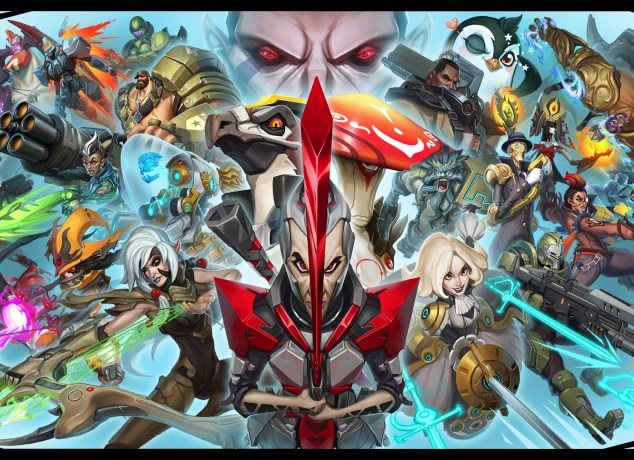 Battleborn test, Battleborn critique, Battleborn Review