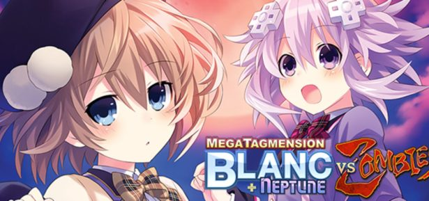MegaTagmension Blanc+Neptune vs Zombies une