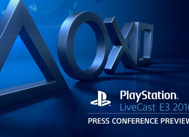 conférence E3 2016 Sony