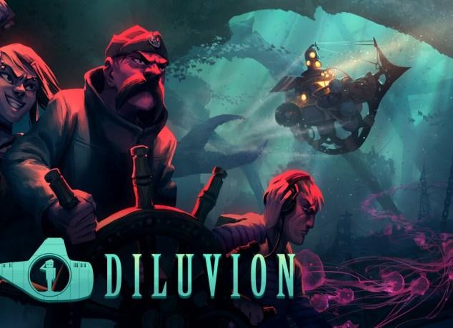 diluvion gamescom 2016