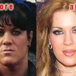 Chyna transformation wwe