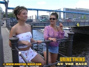 Urine Twins Real Lesbian Twins 55