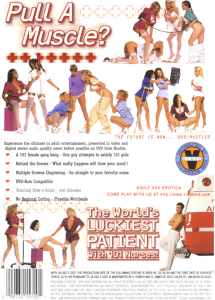 world_luckiest_patient_with_101_nurses  dvd-b