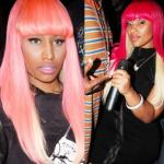 Nicki Minaj vs. Pinky