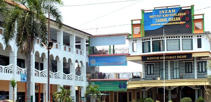 Kampus Instittul Ilmu Keislam Zainul Hasan Genggong Kraksaan Probolinggo