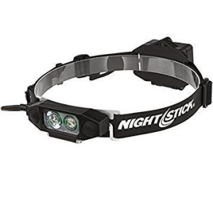 Bayco BAY-NSP 4616B Low-Profile Dual-Light Headlamp