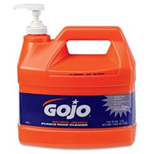 GOJO-natural orange hand cleaner