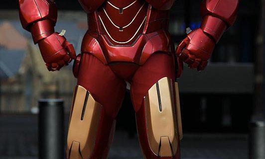Best Iron Man Costume Ever - Darren and Mark