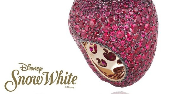 Harrods' Disney Jewelry Collection by Chopard - Snow White