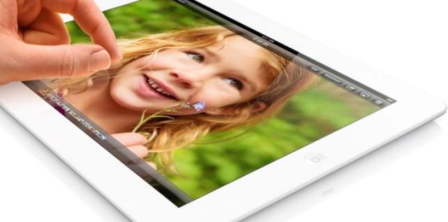Apple Announces 128GB Fourth-Gen iPad